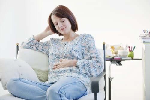 Primeiros sinais de gravidez