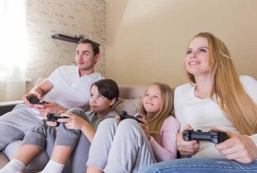 A relação entre pais e filhos
