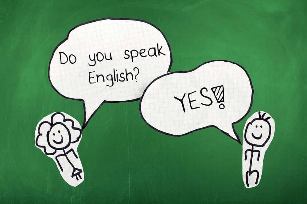 ajudar os meus filhos a aprender inglês