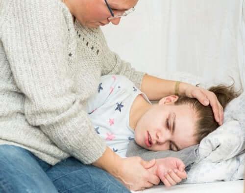 Episódios paroxísticos não-epiléticos em crianças