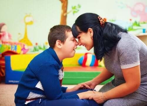 Crianças com necessidades especiais