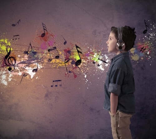 A música influencia a criatividade das crianças