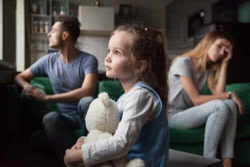 Não me divorcio por causa dos meus filhos