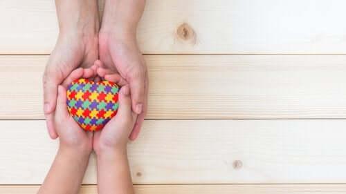 A educação das crianças com autismo