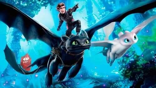 Melhores filmes infantis da Dreamworks