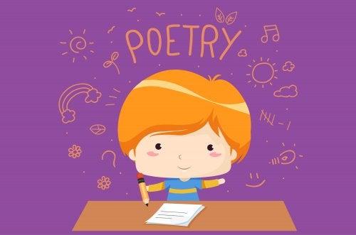 aproximar o seu filho da poesia
