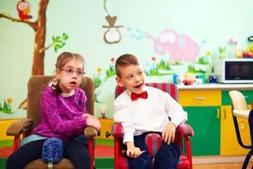 Intervenção educacional para crianças com deficiência intelectual