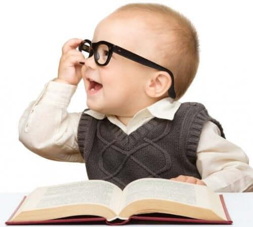 Teste para avaliar a inteligência das crianças
