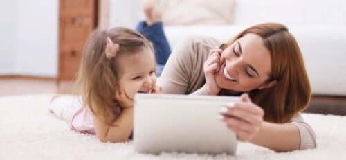 As crianças e o acesso à internet