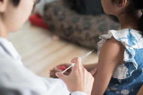 A falta de vacinação aumenta os casos de sarampo