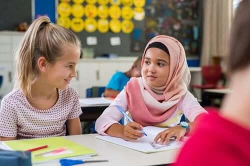 A interação entre os alunos no ambiente acadêmico