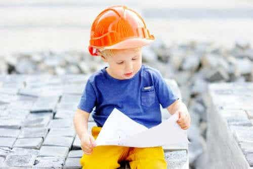 Orientação profissional para crianças