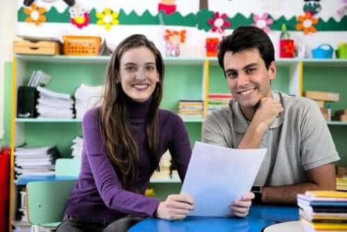 A importância da colaboração na escola