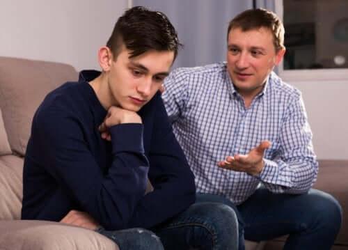 A comunicação com os adolescentes