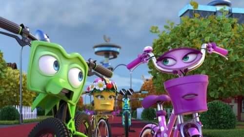 A ecologia nos filmes infantis