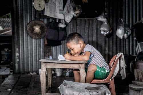 Ações da UNICEF para proteger as crianças