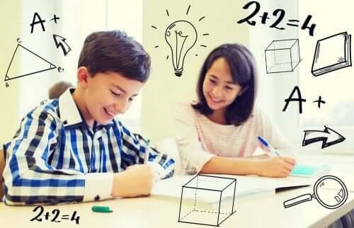 A inteligência matemática nas crianças
