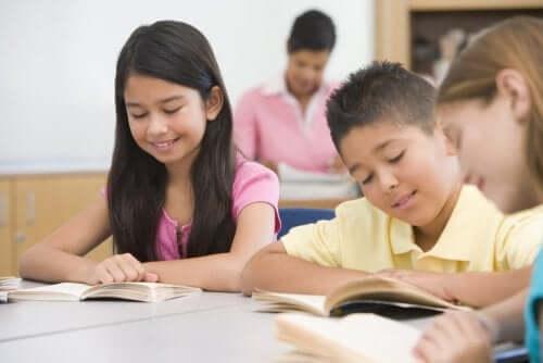 Atividades para fomentar a leitura na sala de aula