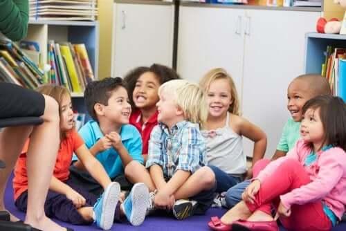 Senso de humor no ensino fundamental