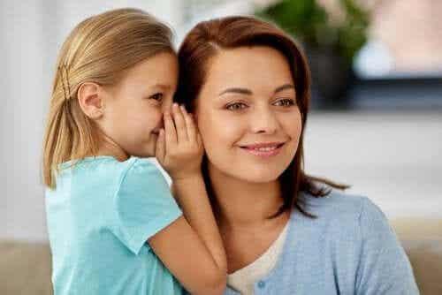 Por que você sempre deve ouvir uma criança quando ela falar?