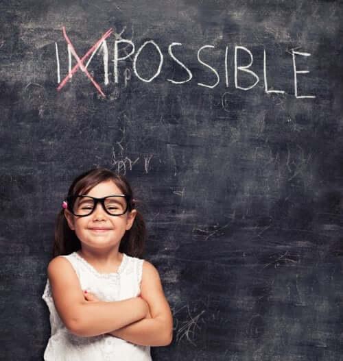 Promover o otimismo para educar crianças capazes