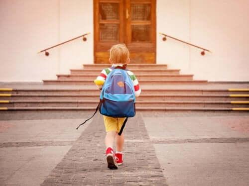 Síndrome pós-férias em crianças