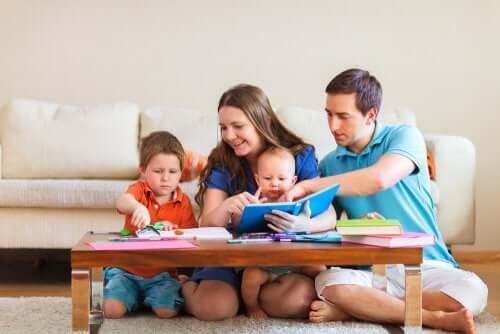 Ensine os seus filhos a não renunciar os seus princípios