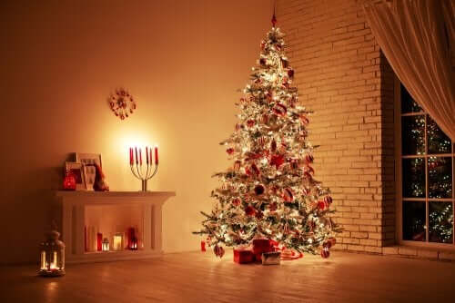 Ideias para decorar a sala de estar no Natal