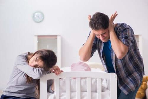 O que fazer quando o meu bebê não para de chorar?