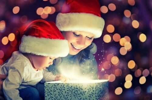 3 presentes de Natal para bebês