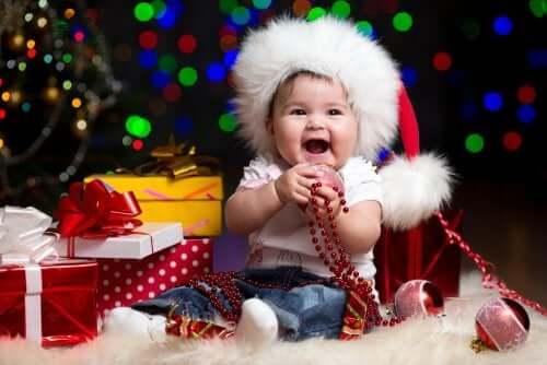 presentes de natal para bebês