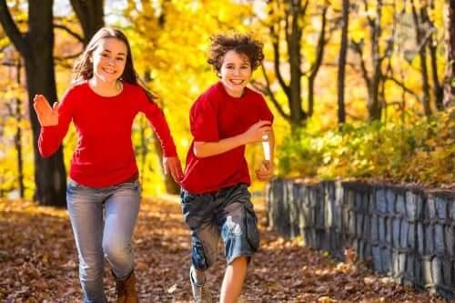 Benefícios dos jogos na adolescência