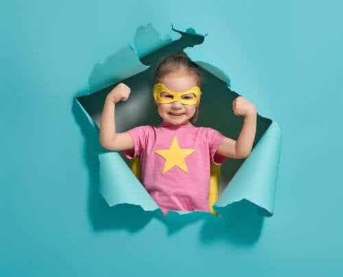 A mochila das qualidades: melhorar a autoestima infantil