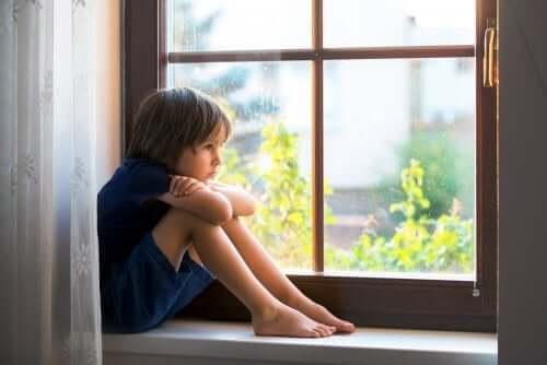 Distimia em crianças