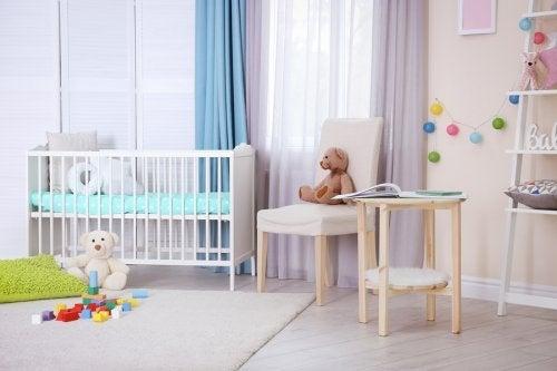 6 objetos para o quarto do bebê