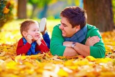 A importância das respostas que você dá para o seu filho