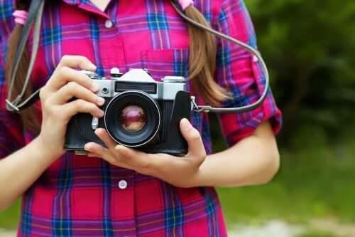 Oficinas de fotografia para adolescentes