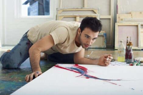 Artes Plásticas: um dos cursos universitários na área artística