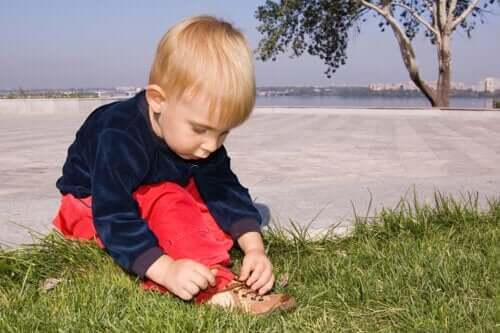 A promoção da autonomia na infância