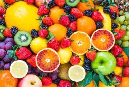 Mitos sobre as frutas