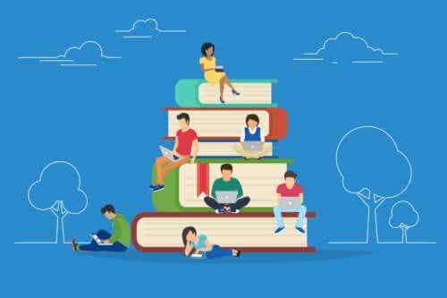 O teste de Kolb para determinar estilos de aprendizagem