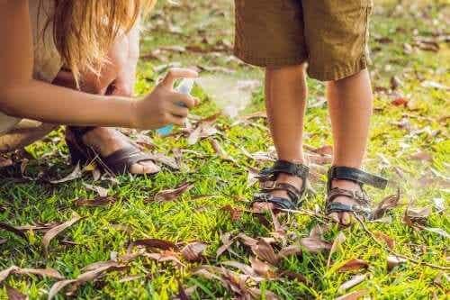 Picadas de mosquito nas crianças: o que fazer?