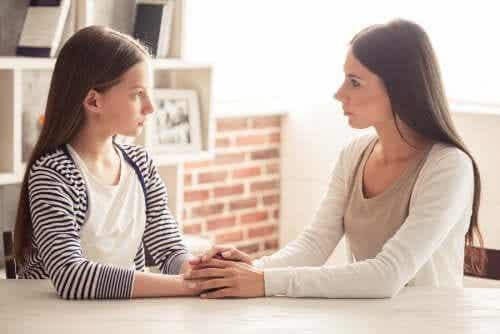 A negociação na adolescência