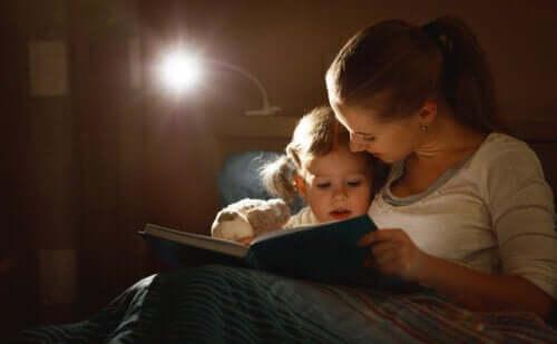 Como apresentar as crianças à leitura