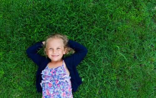A técnica Koeppen para ajudar as crianças a relaxar