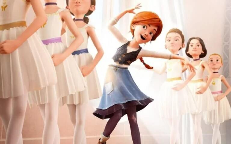A bailarina: filmes para curtir com as crianças