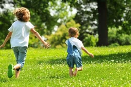 A importância do movimento no desenvolvimento das crianças