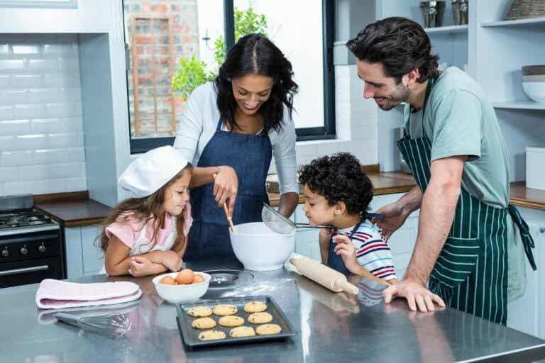 4 atividades para fazer em família em casa