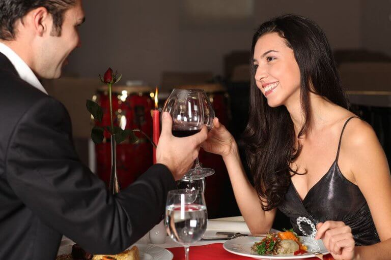 3 receitas para um jantar romântico