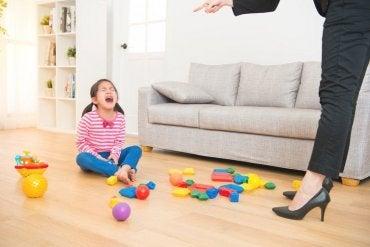 4 causas para a raiva em crianças